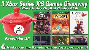"""Win """"Hellbreachers"""" (Xbox Series X/S), Game """"Ultragodness 2"""" (Xbox Series X/S) & Game """"Crime Opera: The Butterfly Effect"""" (Xbox Series X/S)!!"""