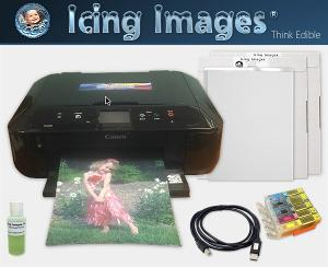 WIN ICING IMAGES EDIBLE PRINTING SYSTEM