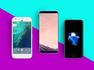 Win iPhone 7, Samsung Galaxy S8 or Google Pixel