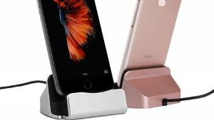 WIN: IPhone SHIMMER Charging Dock
