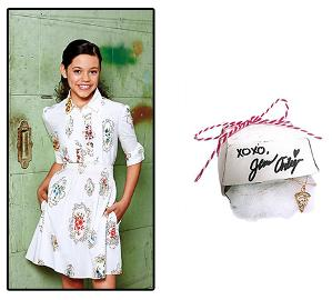 Win Jenna Ortega's Signed Pizza Necklace!!!