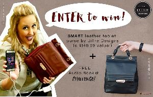 Win Jill-E Designs Smart Purse