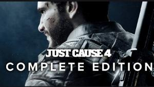 Win JUST CAUSE 4:Complete edition!!