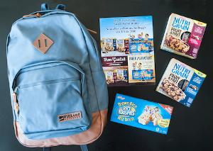 Win Kellogg's Back to School Prize Pack