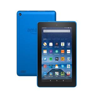 WIN: Kindle Fire & $15 Amazon gift card