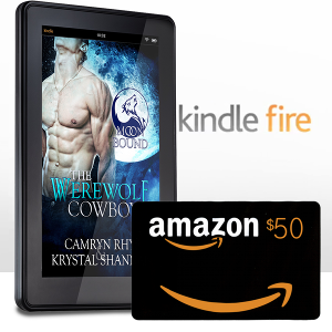 WIN: Kindle Fire, Kobo Touch, Kindle Paperwhite or $50 Amazon GC -- 12 Winners