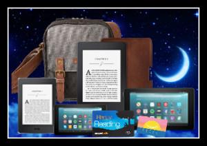 Win Kindle Paperwhites, kindle Fire HDs, and/or Amazon Gift Cards