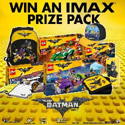 WIN:  LEGO Batman Movie prize pack