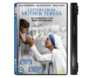 Win Letters From Mother Teresa and a DVD player!!