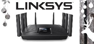 WIN: Linksys router