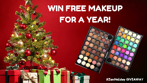 Win Makeup for a Year
