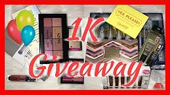 Win Makeup Prize Pack