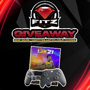 Win NBA 2K21 & Winner's Choice Controller!