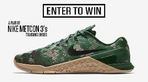 Win Nike Metcom 3 Shoes