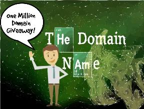 WIN: One Million Domain Giveaway!