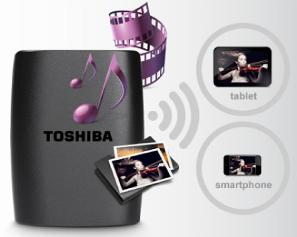 Win one of 10 Wireless Adapter from Toshiba