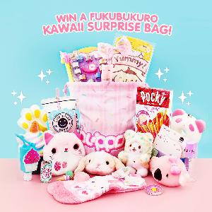 Win one of 5 Kawaii Surprise Bags!