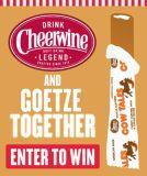 Win one of 8 $125 prize packages from Goetze Cheerwine