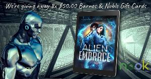 Win one of eight $50.00 Barnes and Noble Gift Cards!