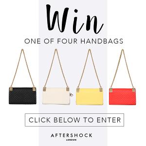 WIN ONE OF FOUR HANDBAGS