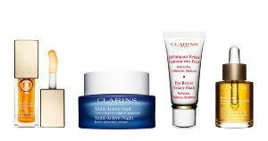 Win one of three Clarins Beauty Sleep Kits worth £153!