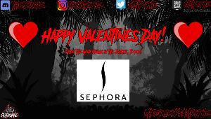 Win One of two (50.00 USD) Sephora Gift Cards!