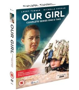 Win Our Girl Series One and Two DVD Box Set!
