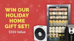 Win our NewAir Holiday Home Gift Set! ($550 value)