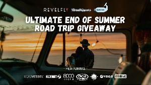 Win over $1000+ worth of travel gear for your next road trip adventure!