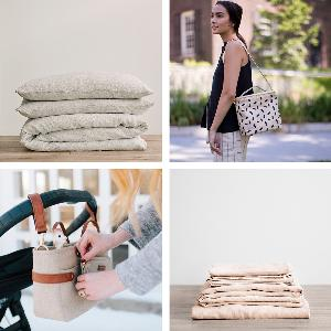 Win over $750 in Linen Bedding and Bags from  SoYoung & Cultiver