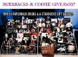 WIN: Paperback Books, a Starbucks Gift Basket AND an Aeropress Coffee Maker