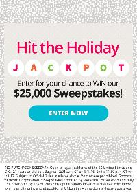 WIN: Parents Hit the Holiday Jackpot $25,000 Sweepstakes