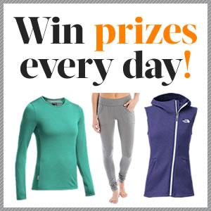 Win Prizes Every day!