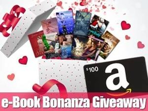 WIN: Romance E-book Collection PLUS $100 Amazon Gift Voucher