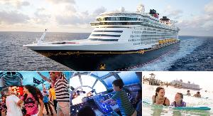 WIN: SAIL ON A MAGICAL DISNEY CRUISE VACATION FROM DISNEY CHANNEL