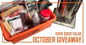 Win Sausage Stuffer Kit, Digital Scale, and more