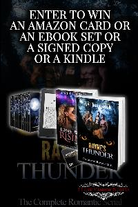 WIN: Signed Copies, eBooks, a $20 Amazon Gift Card or Kindle Reader