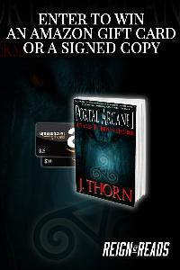 WIN: Signed Copies or up to a $15 Amazon Gift Card from Bestselling Author J. Thorn