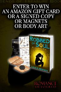 WIN: Signed Copies, Swag or up to $25 in Amazon Gift Cards from Author Lois D. Brown