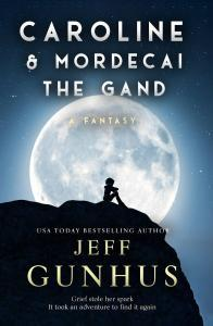Win signed copy of CAROLINE AND MORDECAI THE GAND & $50 Amazon Gift Card (1 winner) (USA only)