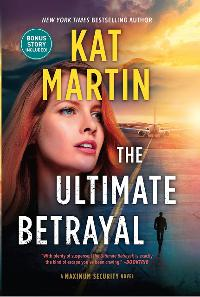 Win signed copy of THE CONSPIRACY (The Maximum Security #1) by Kat Martin & a $20 Amazon Gift Card (1 winner)