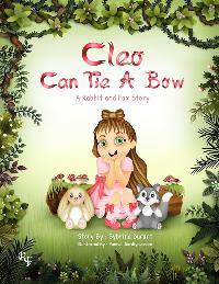 Win soft-back copy of CLEO CAN TIE A BOW, t-shirt, & $25 Amazon Gift Card (1 winner)(USA only)!