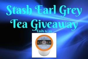 WIN Stash Earl Grey Tea!