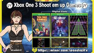 """Win Super SpaceSerpent Se (Xbox One); Game """"Hovership Havoc"""" (Xbox One) & Game """"Task Force Kamps"""" (Xbox One)!!"""