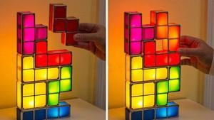 WIN: Tetris LED Lamp