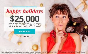 WIN: The $25,000 Sweepstakes!
