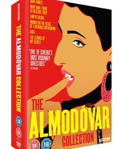 Win The Almodóvar Collection on DVD!!