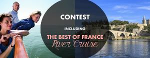 Win The Best of France River Cruise.