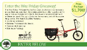 WIN: The Bike Friday 24 Speed Haul-A-Day cargo bicycle