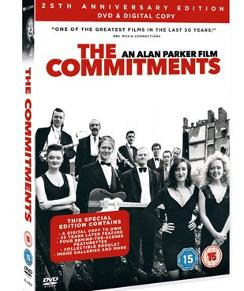 Win The Commitments on DVD!!